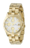 Marc By Marc Jacobs ladies' gold-plated bracelet watch £185