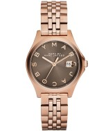 Marc By Marc Jacobs ladies' rose gold-plated bracelet watch £229